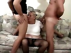 Matures fuck with guy n get facial