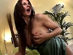 Hot mature woman has sex in different poses