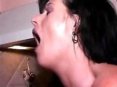 Mom sucking and jumping on cock