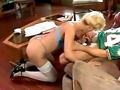 Two milfs sharing guy n get facial