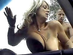 Hot mature has fuck n gets cumshot