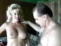 Crazy mature gets facial after fuck